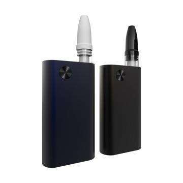 New Arrival 2020 AIRIS Dabble Variable Voltage Big Vapor Glass Smoking Water 2 IN 1 Innovative Wax Concentrate Vape Pen Device